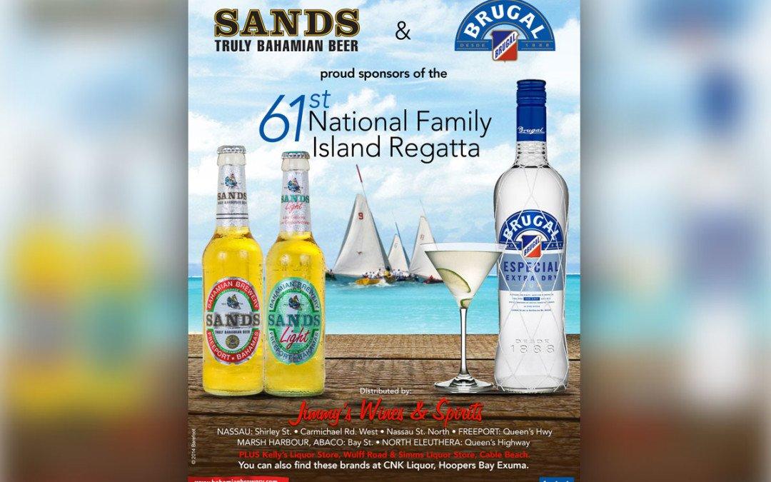 Sands / Brugal 61st National Family Island Regatta