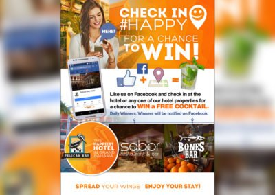 Pelican Bay Check-in Rewards