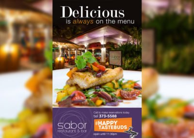 Sabor Restaurant & Bar