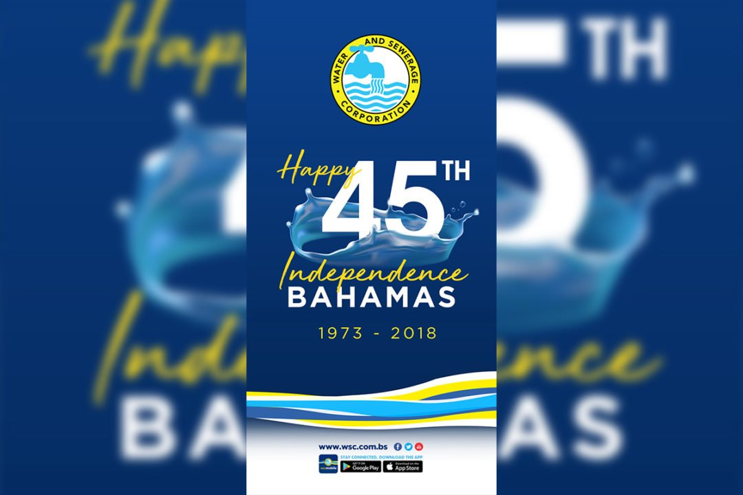 WSC Bahamas 45th Independence