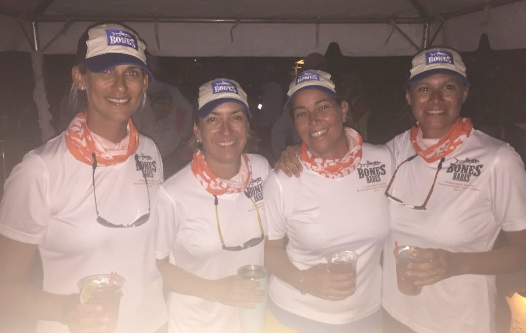 ALL FEMALE FISHING 'BABES'  TO RAISE MONEY FOR ROTARY