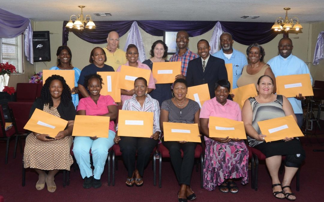 Bahamas Feeding Network continues to support feeding programs on Grand Bahama