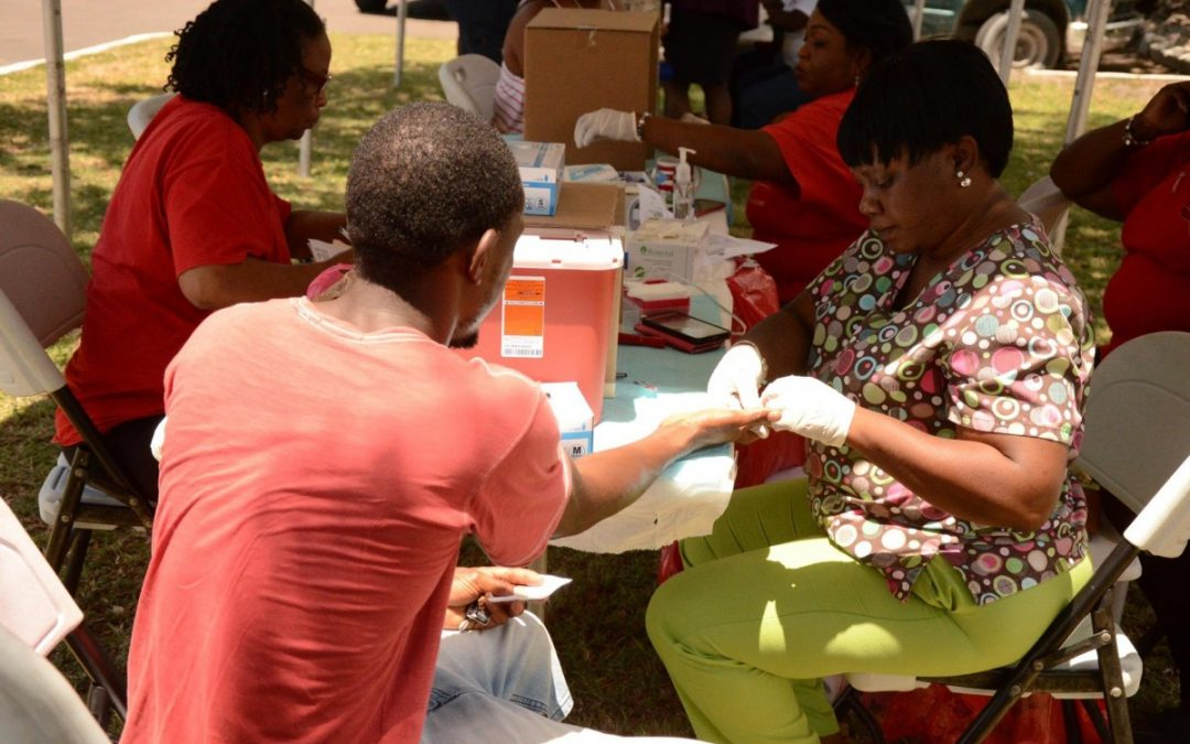 Bahamas Waste Supports National HIV/Aids Testing Day