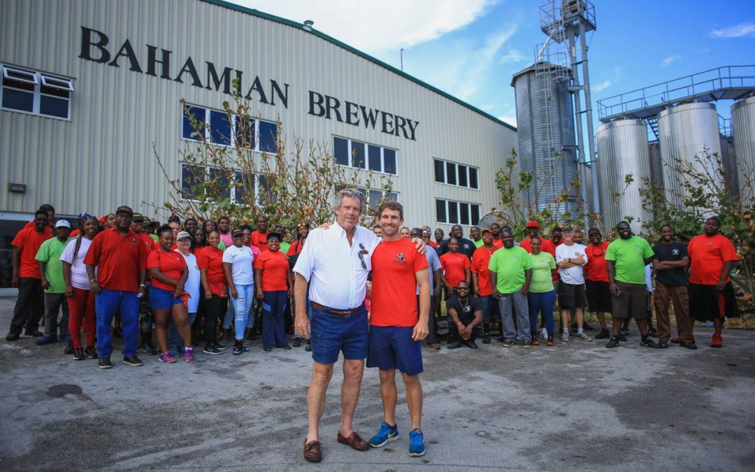 Bahamian Brewery To Rebuild & Restore GB Operations Six months to have Sands Beer back in Bahamian Hands