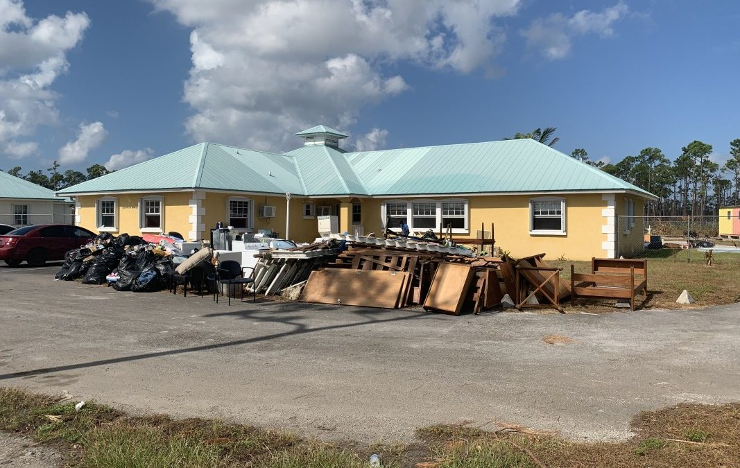 Grand Bahama Children's Home Devastated by Dorian Home to be Rebuilt Bigger and Better