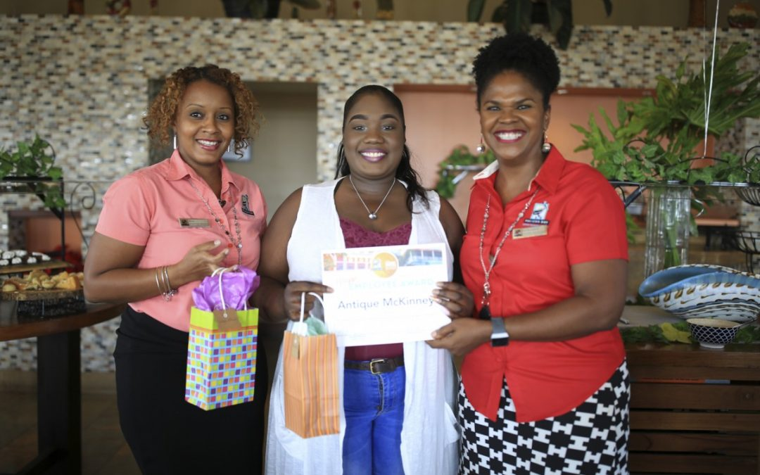 Happy Hotel Celebrates Unflappable Employees