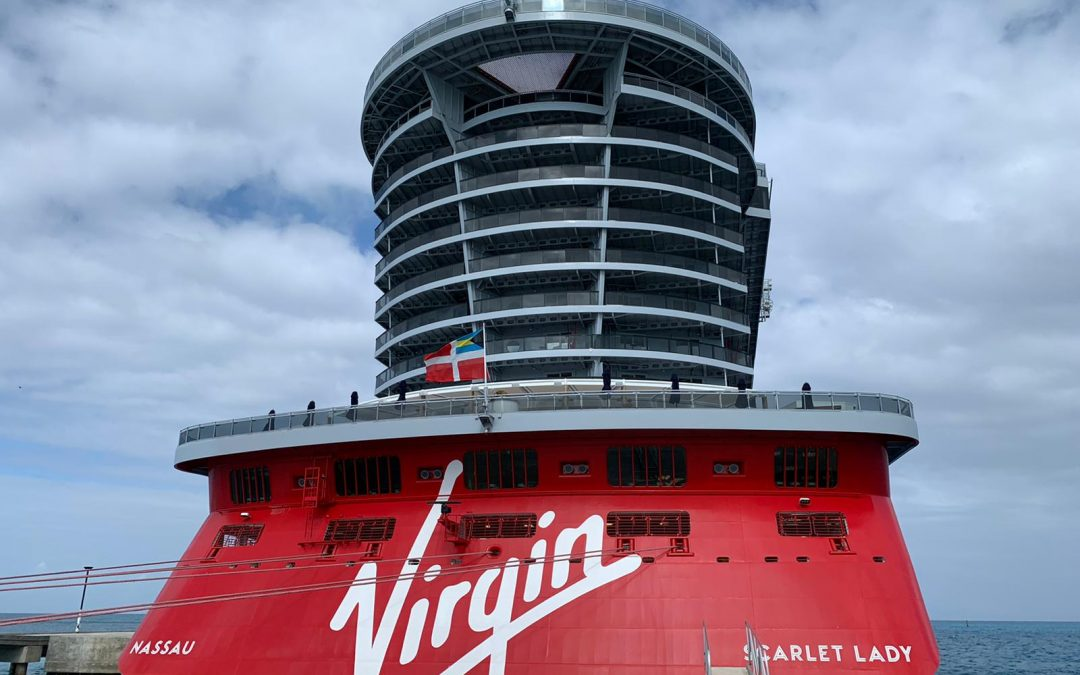 Marine Pilotage Firm Lands Virgin Voyages Partnership