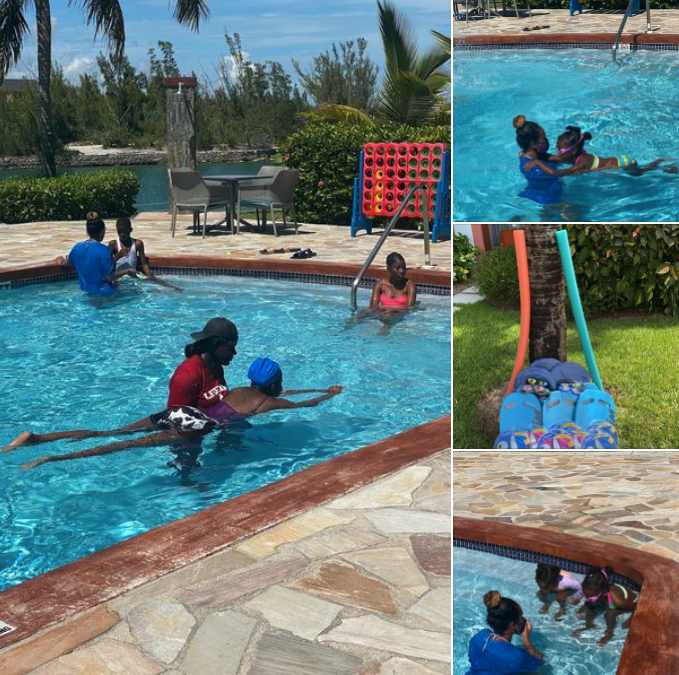 Pelican Bay Launches Swim Well Summer Safety Program